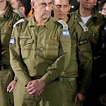 DAVID MISRAHI comandante de la Brigada Israeli (1)