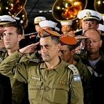 DAVID MISRAHI comandante de la Brigada Israeli