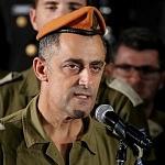 DAVID MISRAHI comandante de la Brigada Israeli (3)