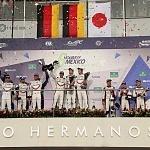 GANADORES DE LAS 6 HORAS DE MÉXICO 2017 CATEGORIA LMP1