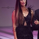 Megan Fox actriz estadunidense en el liverpool Fashion Fest Otoño Invierno 2017 en la Ciudad de México (1)