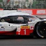 PORSCHE LMP TEAM Porsche 919 hibrid auto numero 1 premio 6 horas de México (1)