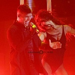Ricky Martin cantante puertorriqueño se presento en el Liverpool Fashon Fest otoño invierno 2017 (1)