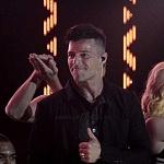 Ricky Martin el cantante puertorriqueño en el Liverpool Fashion Fest 2017 lugar Frontón México (2)