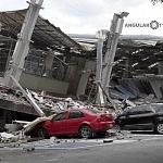 Tienda de autoservicio Soriana de Avenida Taxqueña derrumbada por el sismo del 19 de septiembre 2017 en la ciudad de México (2)
