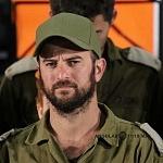 brigadista Israeli durante la ceremonia de despedida (4)