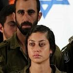 brigadista Israeli durante la ceremonia de despedida (5)