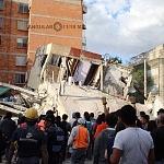 derrumbe de edificio en la ciudad de México a causa del sismo del 19 de septiembre 2017 (1)