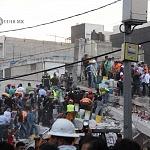 Edificio derrumbado en av zapata y división del norte a consecuencia del sismo del 19 de septiembre en la ciudad de México 2017 (1)