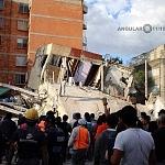 edificio derrumbado por sismo del 19 de septiembre en la ciudad de México 2017