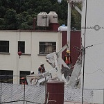 edificios derrumbados a causa del sismo del 19 de septiembre 2017 en la ciudad de México (1)
