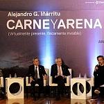 presentan la instalación Carne y Arena Virtualmente presente físicamente invisible de Alejenadro G Iñárritu (4)