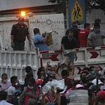 voluntarios civiles retirando escombro durante el sismo del 19 de septiembre 2017 en la ciudad de México (15)