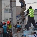 voluntarios durante el sismo del 19 de septiembre de 2017 en la ciudad de México (14)