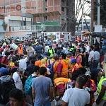 voluntarios durante el sismo del 19 de septiembre de 2017 en la ciudad de México (4)