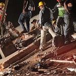 voluntarios durante el sismo del 19 de septiembre de 2017 en la ciudad de México 5