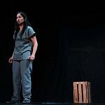 Abril Mayett en la puesta en escena La verdura carnívora Teatro Coyoacán CDMX (10)