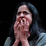 Abril Mayett en la puesta en escena La verdura carnívora Teatro Coyoacán CDMX (14)