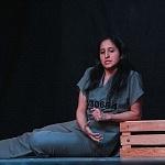 Abril Mayett en la puesta en escena La verdura carnívora Teatro Coyoacán CDMX (16)