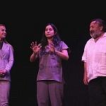 Abril Mayett en la puesta en escena La verdura carnívora Teatro Coyoacán CDMX (17)