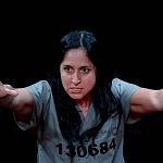 Abril Mayett en la puesta en escena La verdura carnívora Teatro Coyoacán CDMX (2)
