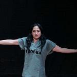 Abril Mayett en la puesta en escena La verdura carnívora Teatro Coyoacán CDMX (3)