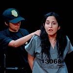 Abril Mayett en la puesta en escena La verdura carnívora Teatro Coyoacán CDMX (8)