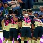 America festeja el gol y el trinfo sobre el Cruz Azul 1 por 3 en la jornada 13 (1)