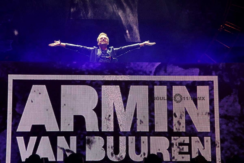 Armin Van BuurenUltra Festival México 2017