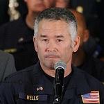Brian Wells Jefe de los brigadistas de E U A