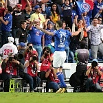 Cruz Azul pese a un buen juego cae ante el America 1 por 3 goles