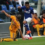 Cruz Azul pierde contra los Tigres 2-1 en la jornada 15 del torneo apertura 2017 (5)