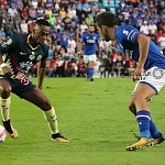 Cruz Azul tropieza con el América 1 por 3 en la jornada trece del torneo apertura 2017 (2)
