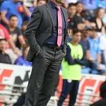 Director Tecnico de El Cruz Azul Paco Jemez