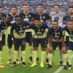 Equipo titular del America en la jornada 13 del torneo apertura 2017