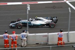 Gran premio de México de F1 2017 auto 77