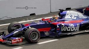 Gran premio de México de F1 2017 autodromo Hermanos Rodriguez escuderia Red Bull