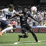 Monterrey le gana a los Pumas en su casa por 1-0 en la jornda 14 del torneo apertura 2017