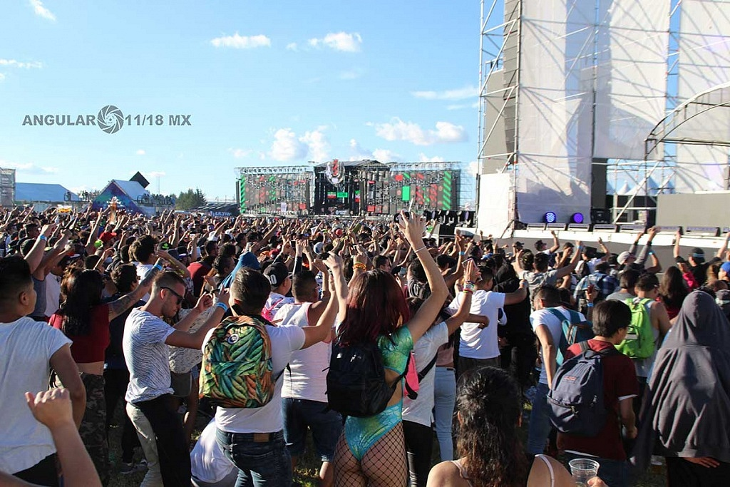 Público Ultra Festival México 2017 (5)