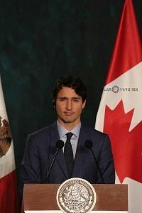 Primer Ministro de Canadá Justin Trudeau en Visita Oficial a la Ciudad de México (10)