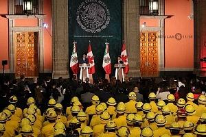 Primer Ministro de Canadá Justin Trudeau en Visita Oficial a la Ciudad de México (13)
