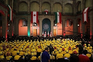 Primer Ministro de Canadá Justin Trudeau en Visita Oficial a la Ciudad de México (4)