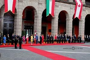 Primer Ministro de Canadá Justin Trudeau en Visita Oficial a la Ciudad de México (5)