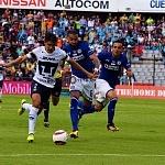 Pumas vs Cruz Azul Jornada 12 del torneo de apertura 2017