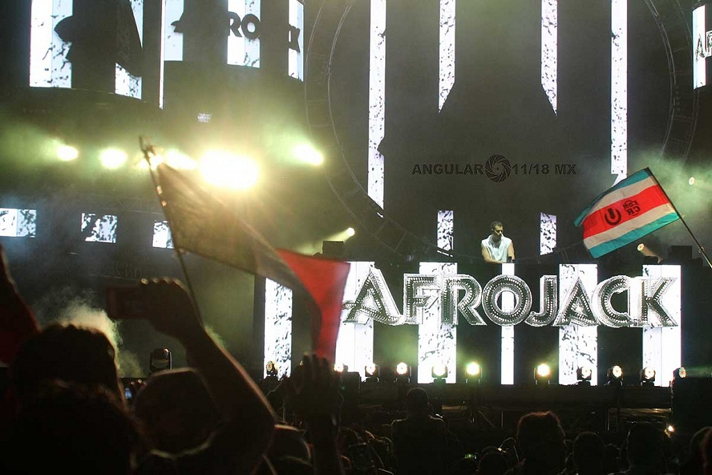 Ultra Festival México 2017 AFROJACK
