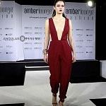 amber lounge México 2017 pasarela colección de la marca parisina Galtiscopio 9