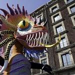 onceava edición del desfile de alebrijes monumentales de la ciudad de México (2)