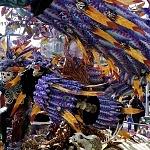 onceava edición del desfile de alebrijes monumentales de la ciudad de México (3)