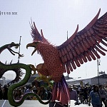 onceava edición del desfile de alebrijes monumentales de la ciudad de México (4)