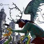 onceava edición del desfile de alebrijes monumentales de la ciudad de México (6)